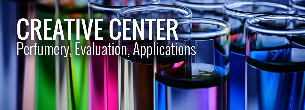 Creative Center | Perfumery, Evaluation, Applications